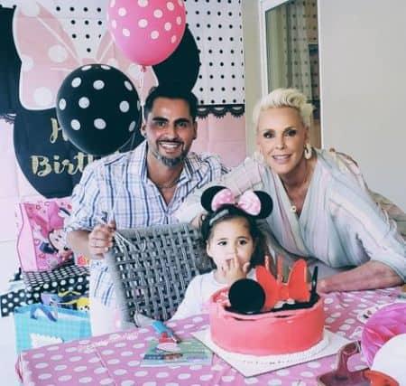 Brigitte Nielsen family