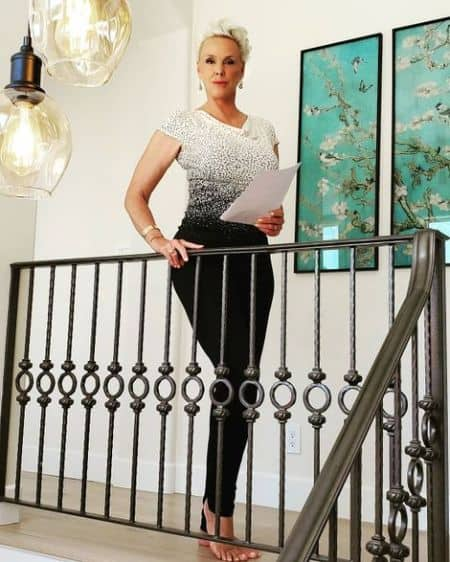 Brigitte Nielsen height