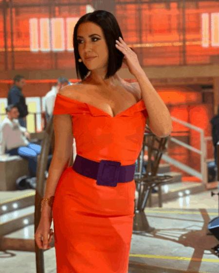 Claudia Ruggeri height