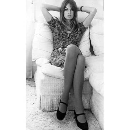 Jean Shrimpton age