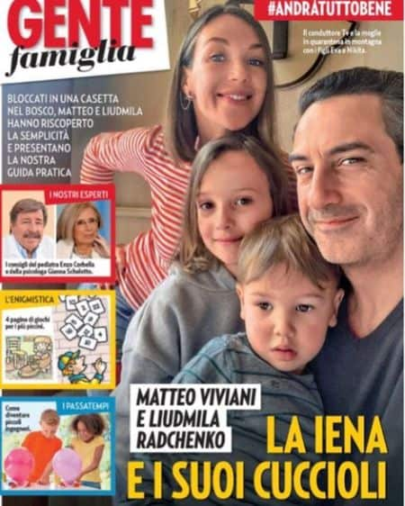 Ludmilla Radchenko family