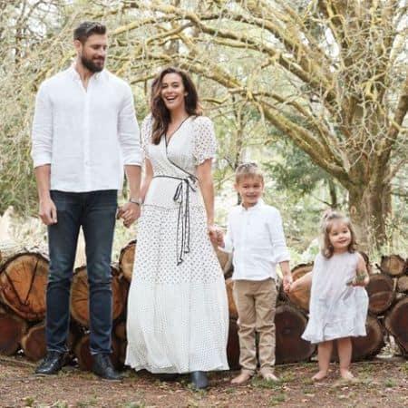 Megan Gale family