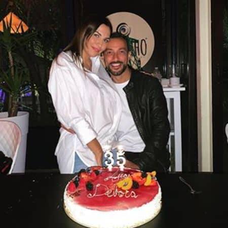 Debora Salvalaggio boyfriend