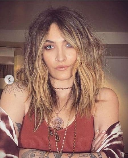 Paris Jackson height