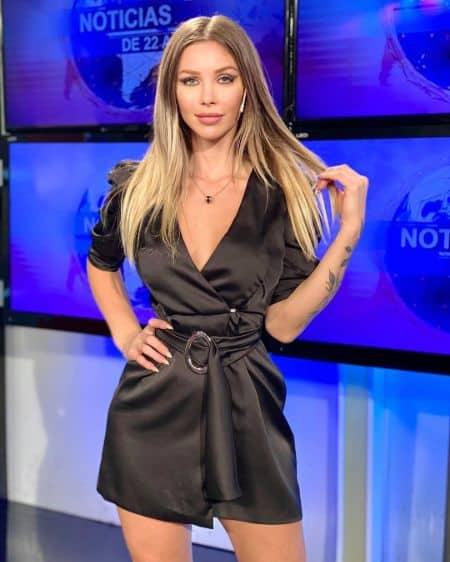 Romina Malaspina net worth