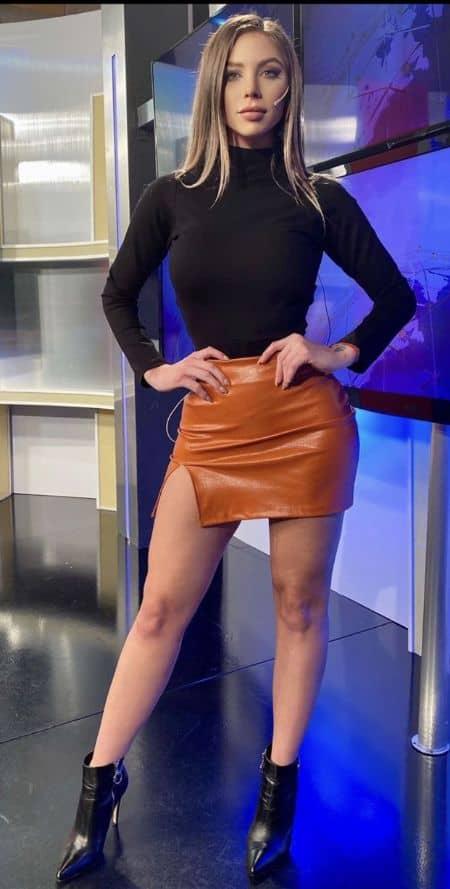 Romina Malaspina height