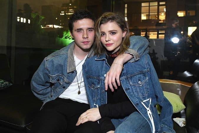 Chloe with Ex Boyfriend