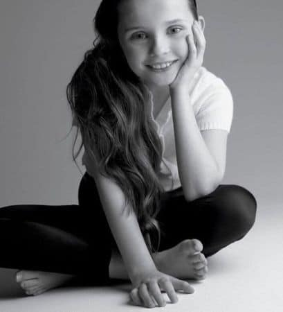 Talented Child Actress Abigail