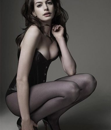 Sexy and Stunning Anne Hathaway