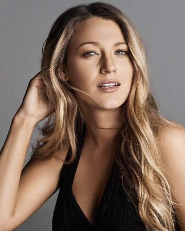 Beautiful Actress Blake Lively