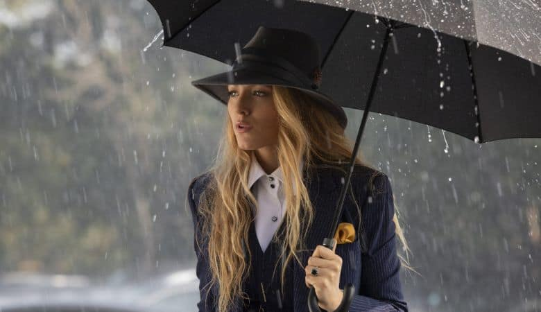 Blake Lively in Acting Character