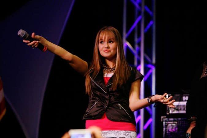 Talented Singer Debby Ryan
