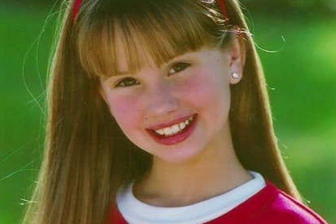 Cute Little Debby Ryan