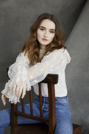 Young and Beautiful American Actress Kaitlyn Dever