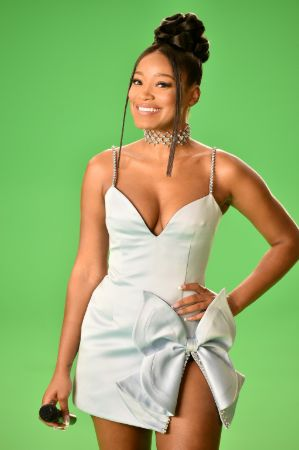 Young Beautiful and Gorgeous Keke Palmer