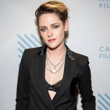 American Actress and Filmmaker Kristen Stewart
