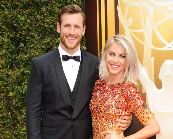 Julianne Hough with her Ex-Husband