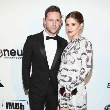 Kate Mara and her husband