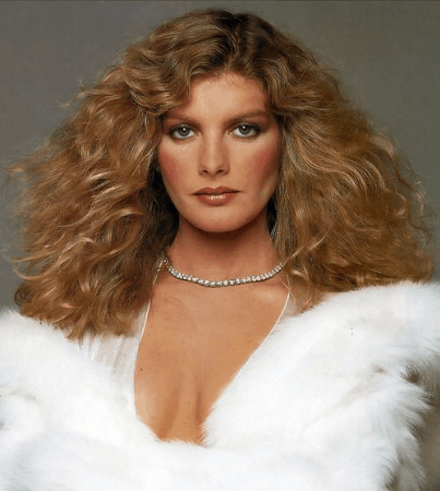 Top model of 1970s and 1980s Rene Russo
