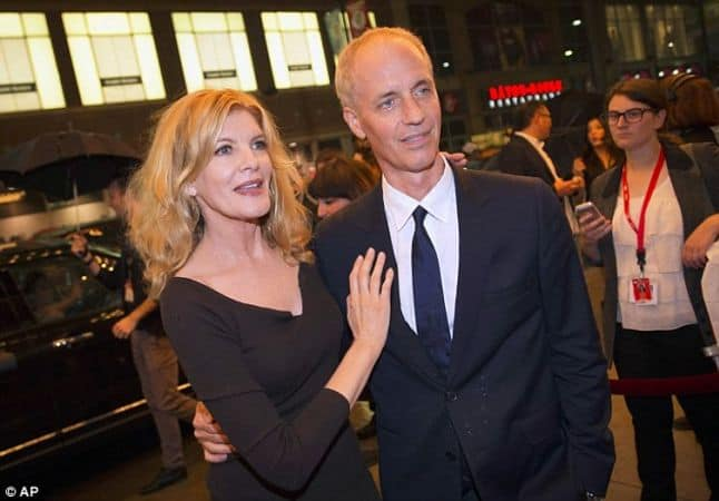 Rene Russo with her Husband Dan