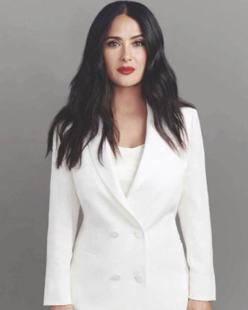 Multi-talented Actress Salma Hayek